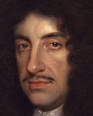 Portrait of King Charles II