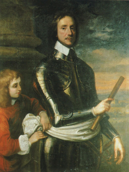 An Horatian Ode upon Cromwell's Return from Ireland Oliver Cromwell By Robert Walker